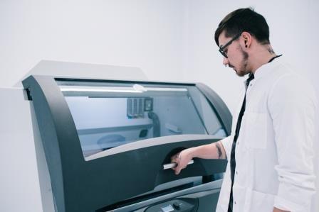 3D Kunststoff Drucker-2