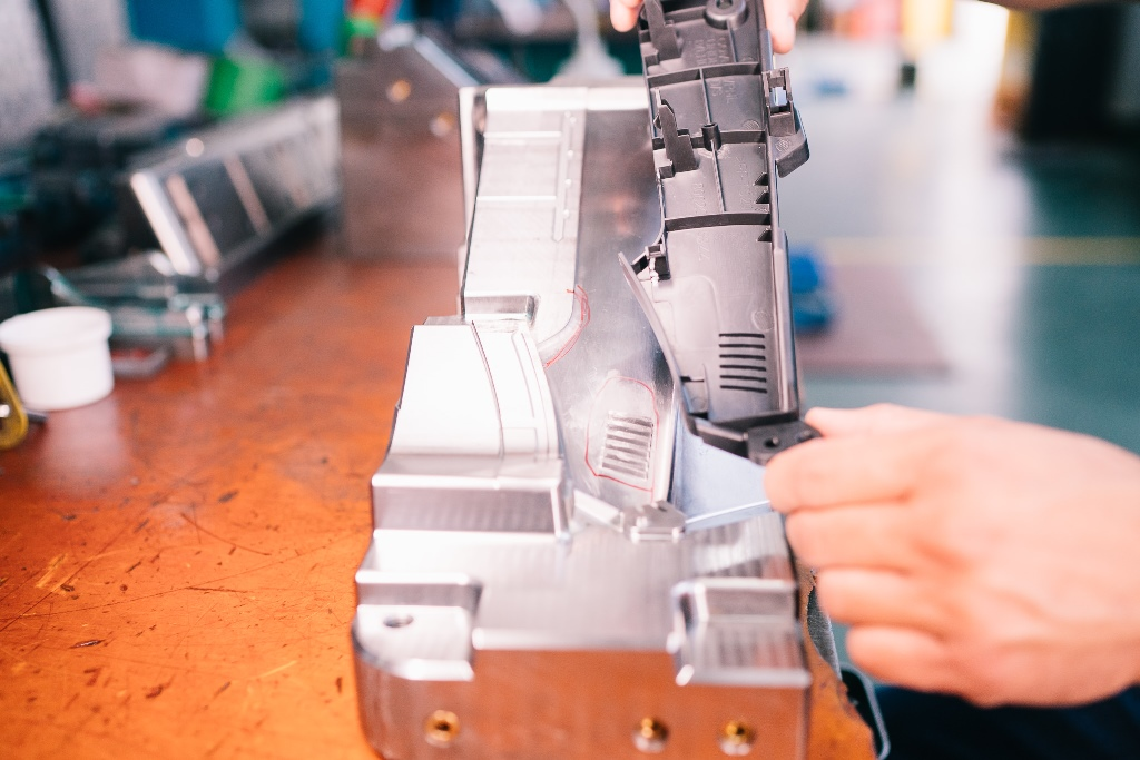 Aluminiumwerkzeug