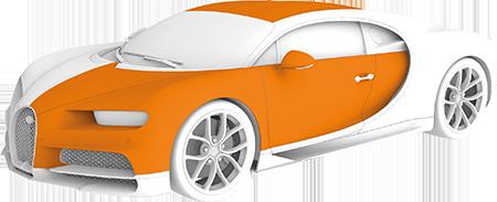 Bugatti-compressed