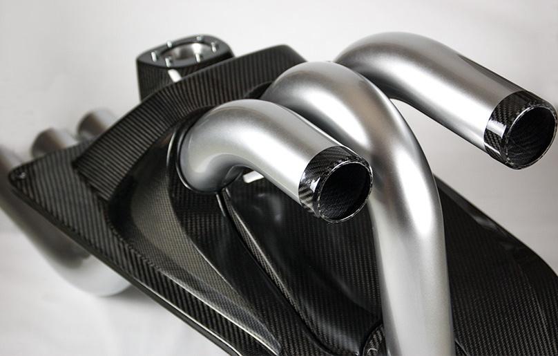 Carbon Luxury Automotive Yacht Prototypen Kleinseiren