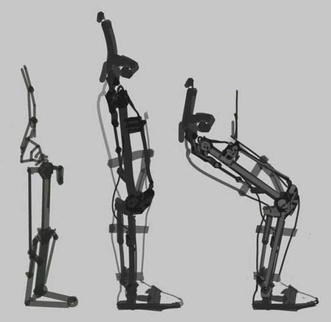 ExoSkelette Carbon-1