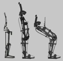 ExoSkelette Carbon