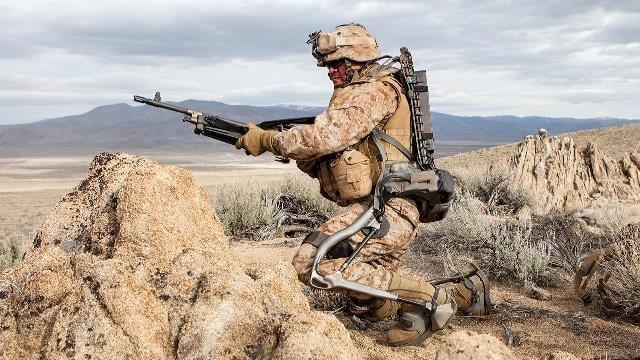 Exoskelett Militär LockheedMartin