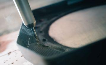 Carbon CFK CNC Bearbeitung fraesen