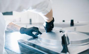Carbon fiber Prepreg Autoklaven Prototypen Kleinserienfertigung