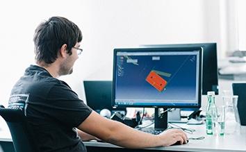 Beratung Kleinserien- und Prototypen-Fertigung