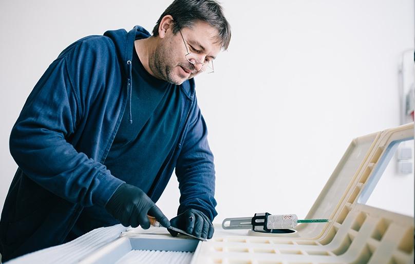 ABS Prototypen CNC Prototyping