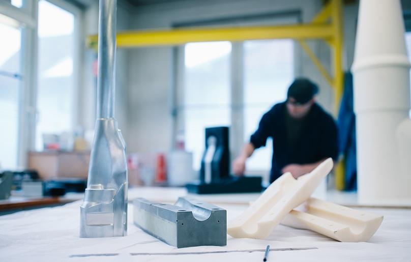 Werkzeugbau Prototypen Kleinserien Hintsteiner