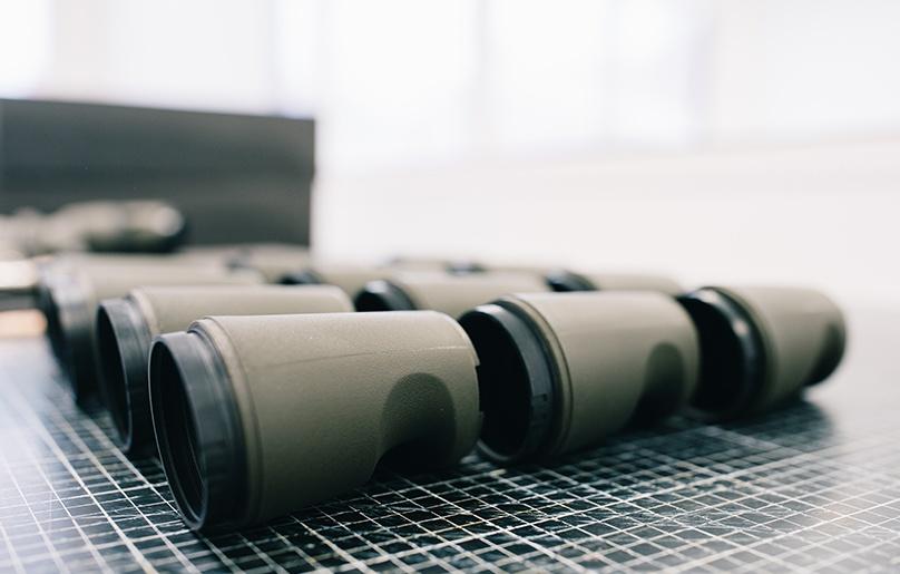 Baydur-Teile Prototypen Kleinserie