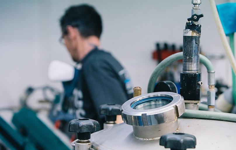 PUR Weichschaum Herstellung Prototypen Kleinserie