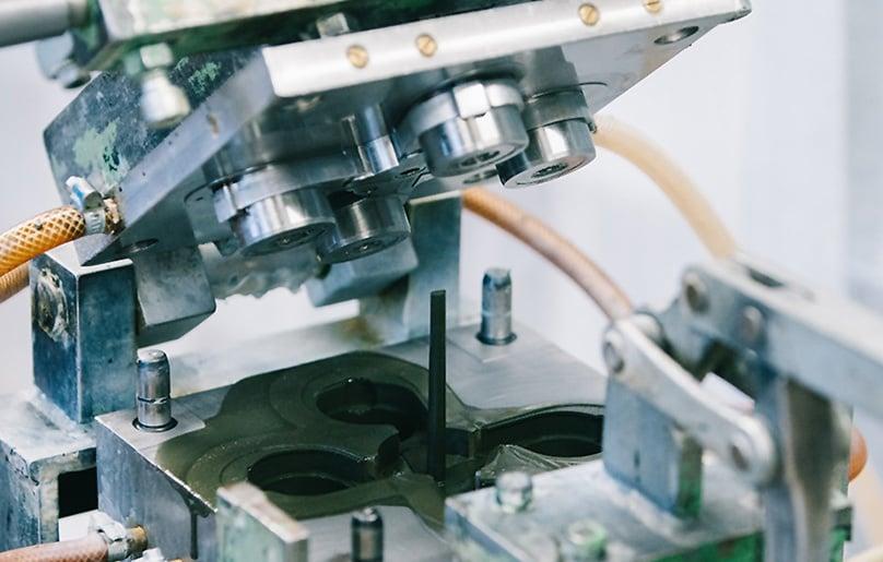 Schaumwerkzeug Reaction Injection Moulding RIM Prototypen Kleinserie