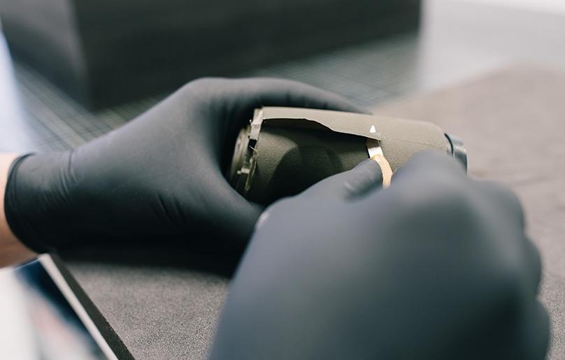 Weichschaum Elastomere Reaction Injection Moulding
