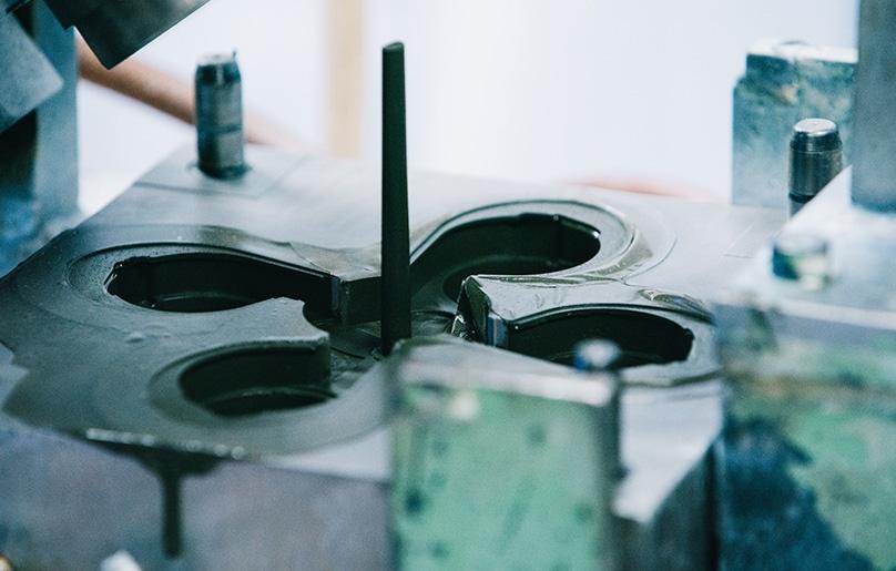Weichschaum Werkzeuge Reaction Injection Moulding RIM