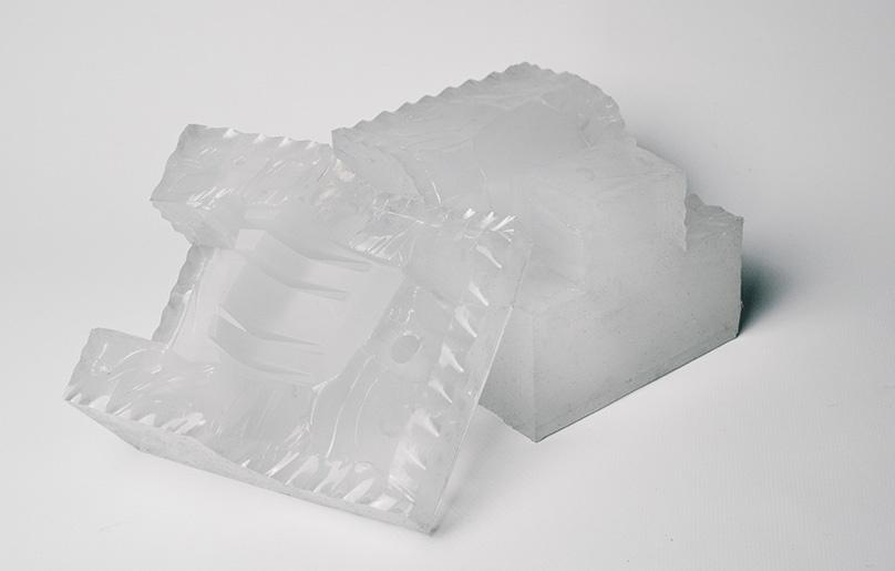 Vakuumguss Silikonwerkzeug Kleinserie