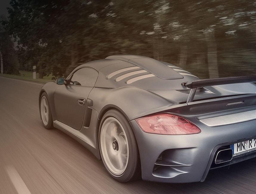 Kunststoff Carbon Teile Motorsport
