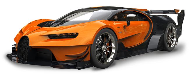 Kunststoff und Carbon Teile Automotive