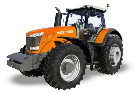Kunststoff und Carbon für Traktoren