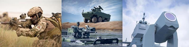Kunststoff Militär