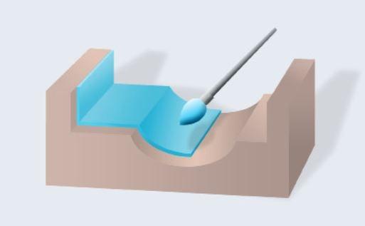 Werkzeugbau Oberfläche