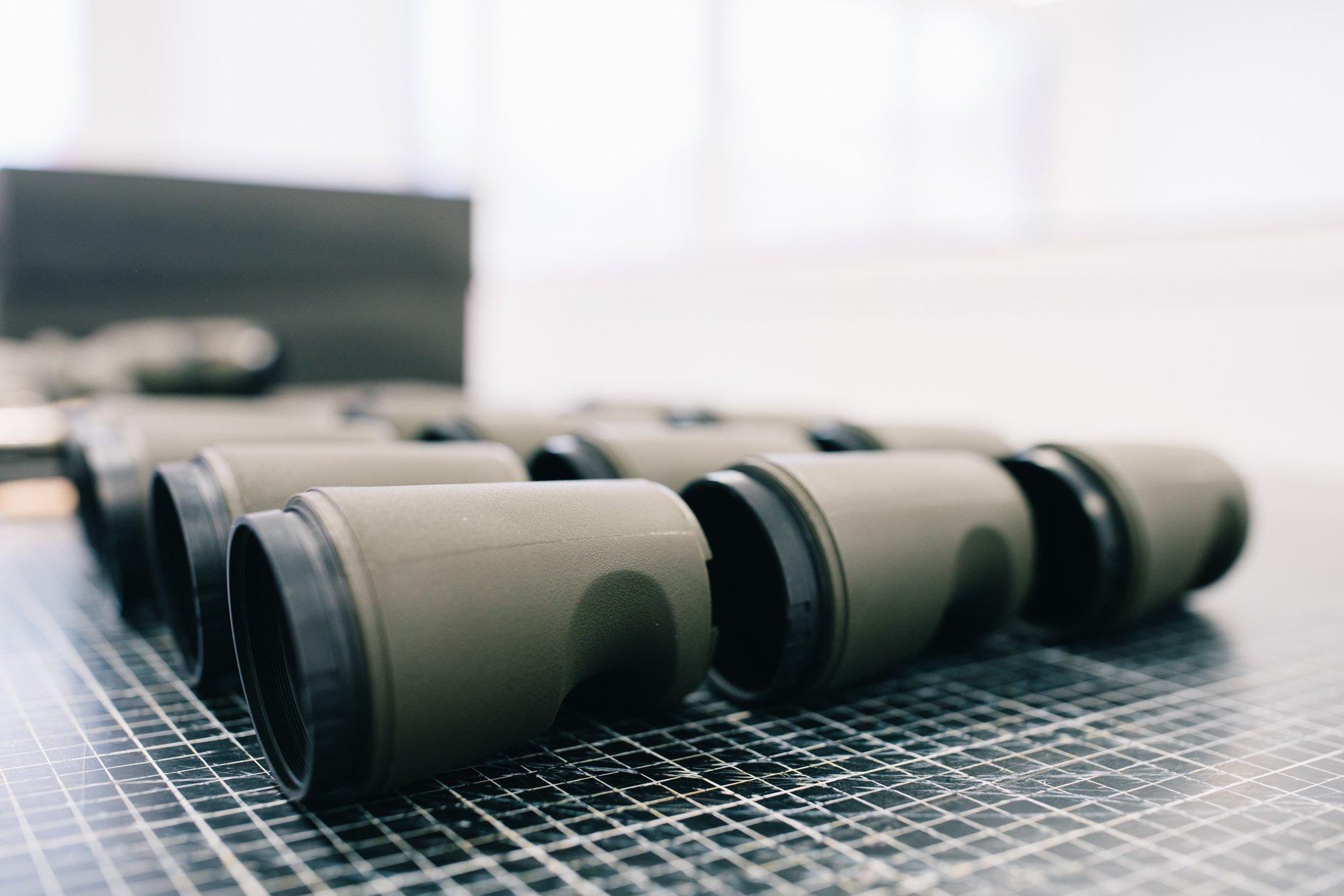 Optische Komponenten Kunststoff