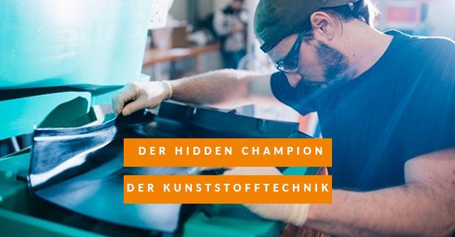 Das RIM-Verfahren: Der Hidden Champion der Kunststofftechnik