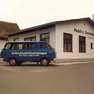 Hintsteiner Modell- und Formenbau 1981